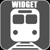 Trenes widget