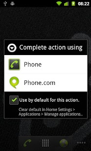 Phone.com - Mobile Office - screenshot thumbnail