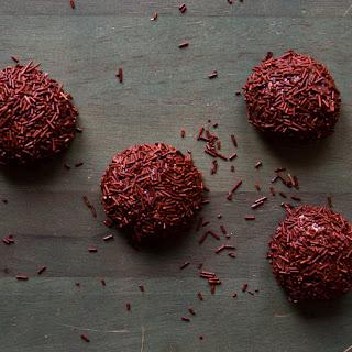 Brigadeiros (Brazilian Fudge Balls)