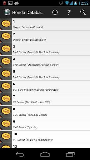 Pleasant Hondatabase Apps On Google Play Wiring Database Brom4X4Andersnl