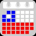 CalendarioCL icon