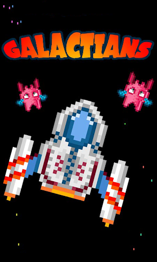Galactians - Invaders in Space