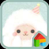 Baby sheep (mint) dodol theme