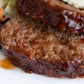 Barbecue Meatloaf.