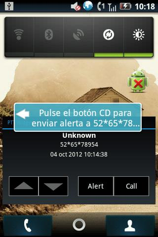 PTT Widget - screenshot