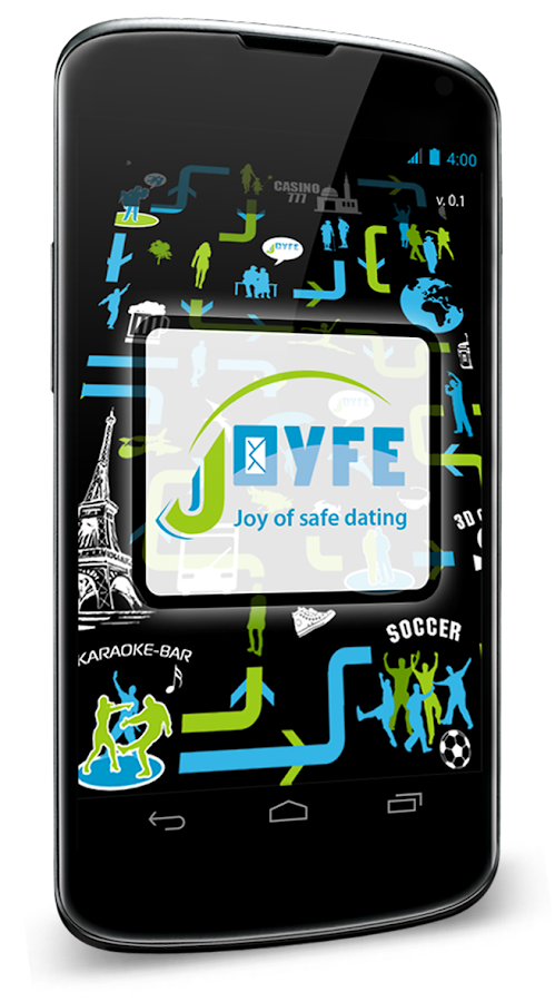 Joyfe. Safe dating app Free - screenshot
