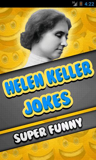Helen Keller Jokes