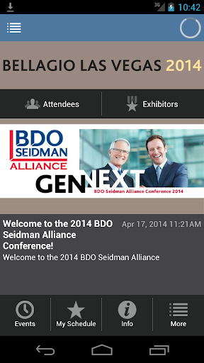 2014 BDO Seidman Alliance Conf