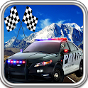 Real Police Car Racing 3D icon