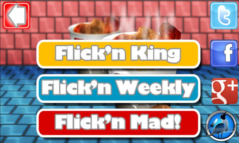 Flick'n Chick'n- screenshot