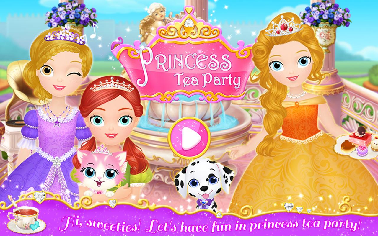 Princess Libby: Tea Party - Android Apps on Google Play
