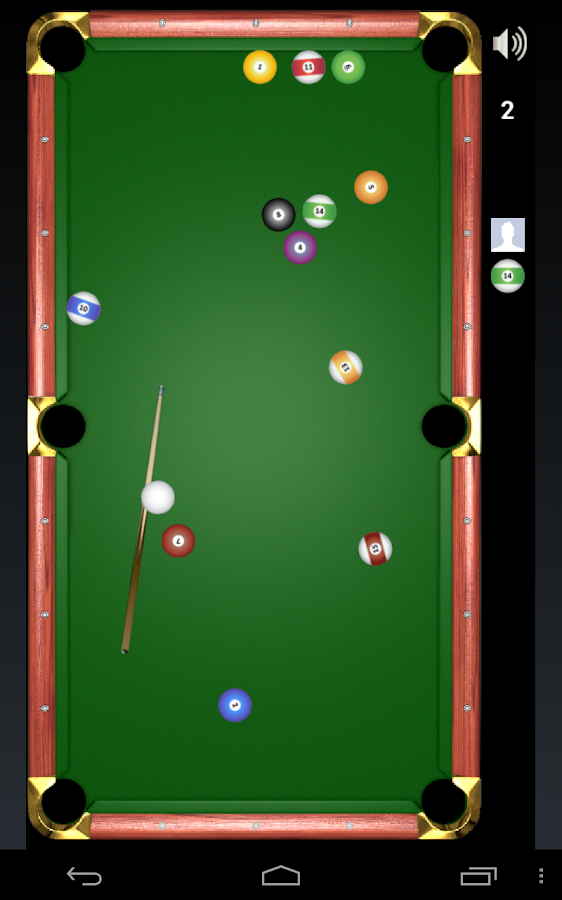 Pool HD - screenshot