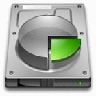 AParted ( Sd card Partition ) icon
