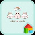 rabbitrabbit dodol theme icon
