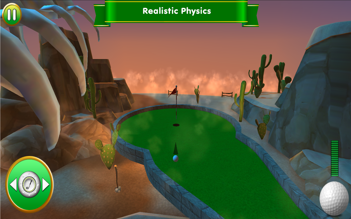 Ultimate Mini Golf- screenshot