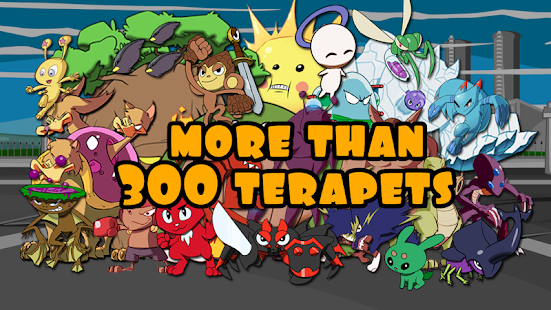 Terapets 1 - Battle Monsters- screenshot thumbnail