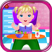 Baby Care Spa Girls Games