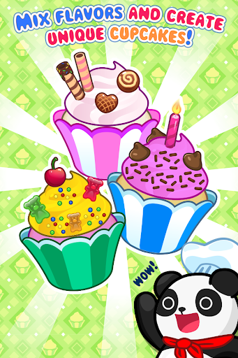 My Cupcake Maker - Make Candy