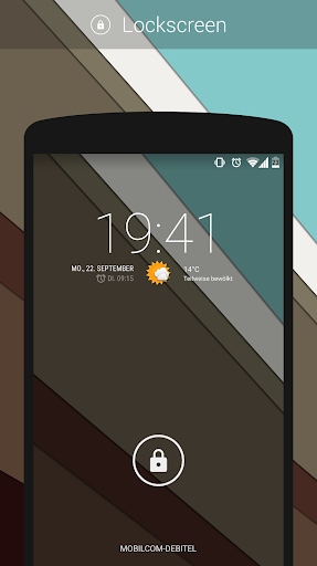 CM11 PA Theme - Android L