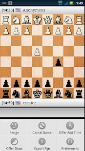 Nexus Online Chess Multiplayer - screenshot thumbnail