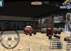 Screenshot of Vehicle Parking 3D