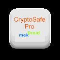 CryptoSafe Pro logo
