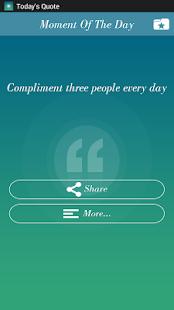 365 Life Quotes- screenshot thumbnail