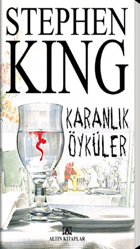 Stephen King-Karanlık Öyküler