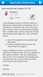 Cisco Technical Support - screenshot thumbnail