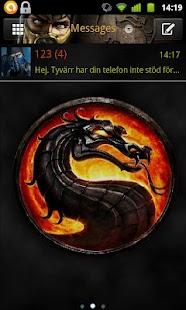 GO SMS Mortal Kombat Theme