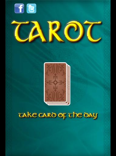 Tarot Daily Card