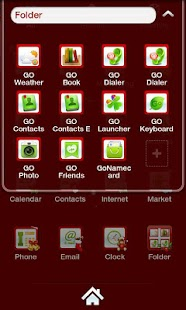 Only You GO Launcher EX Theme - screenshot thumbnail