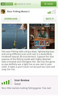 Appolicious- screenshot thumbnail