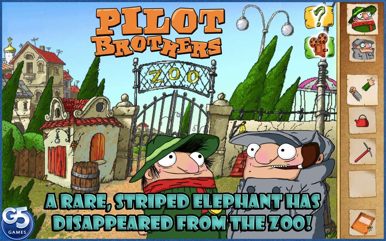 Pilot Brothers- screenshot