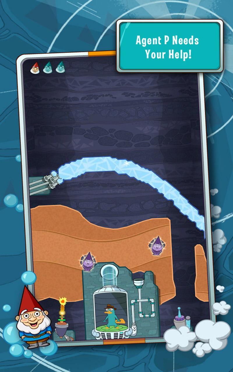 Where's My Perry? Free screenshot #7