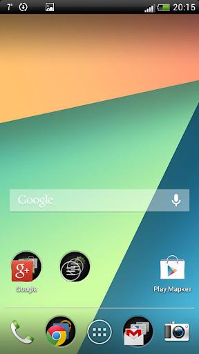 Nexus Обои Android L