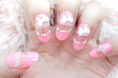 Nail art designs set 3 android apps on google play nail art designs set 3 screenshot prinsesfo Images