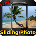 Sliding Photo Wallpaper Album icon