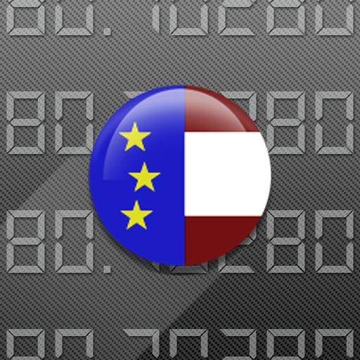 EuroLat Widget 財經 LOGO-玩APPs