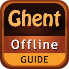 Ghent Offline Travel Guide icon