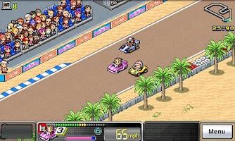 Screenshot of Grand Prix Story Lite