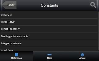 Screenshot of Arduino Companion