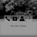 The Greys Apex/Nova/ADW Theme v1.0.1