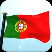 Portugal Flag 3D Free