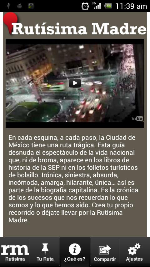 Rutisima Madre - screenshot