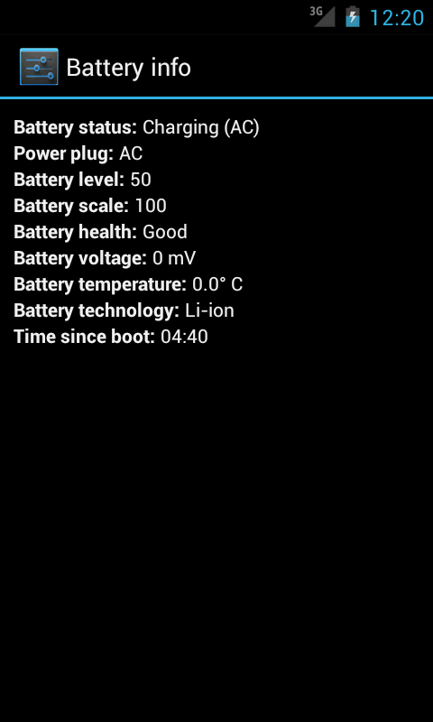 Phone Testing- screenshot