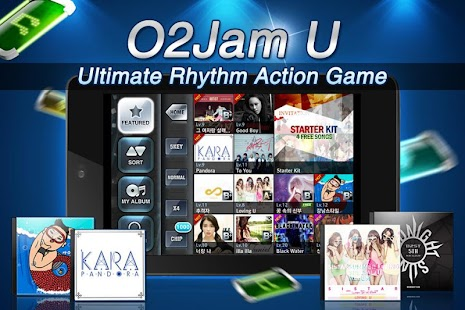 O2Jam U - screenshot thumbnail