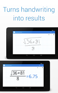 MyScript Calculator Screenshot 23