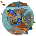 3D Aquarium LWP icon