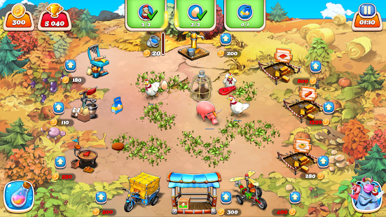 Farm Frenzy Inc.- screenshot thumbnail
